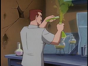 Disney Gargoyles - The Cage - sevarius makes poison cure