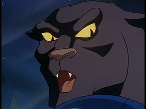 Disney Gargoyles - The Cage - talon shocked at accusation