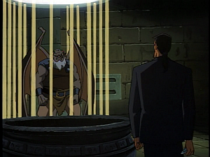 Disney Gargoyles - The Price - xanatos cauldron of life