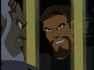 Disney Gargoyles - The Price - xanatos vs hudson