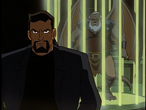 Disney Gargoyles - The Price - xanatos walks away