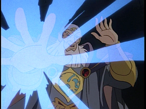 Disney Gargoyles - Avalon part 2 - archmage attacks
