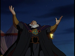 Disney Gargoyles - Avalon part 2 - archmage rules the world