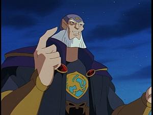 Disney Gargoyles - Avalon part 2 - archmages proposes alliance