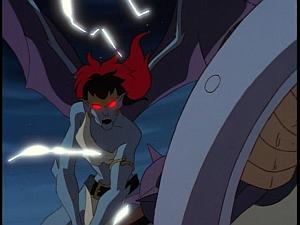 Disney Gargoyles - Avalon part 2 - demona attacks