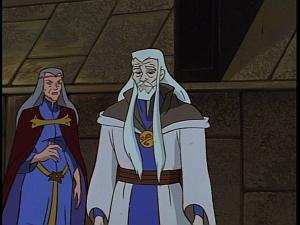 Disney Gargoyles - Avalon part 2 - magus feels useless without magic