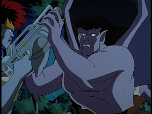 Disney Gargoyles - Avalon part 3 - goliath saves gargoyles