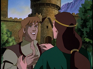 Disney Gargoyles - Avalon part 3 - grown tom and katherine