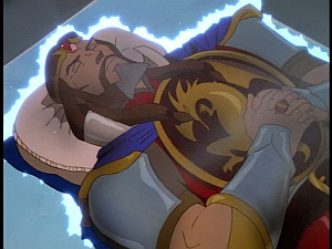 Disney Gargoyles - Avalon part 3 - king arthur asleep
