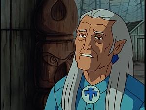 Disney Gargoyles - Heritage - grandmother