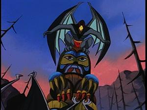 Disney Gargoyles - Heritage - raven