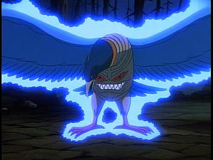 Disney Gargoyles - Heritage - thunderbird
