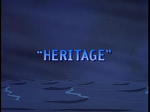 Disney Gargoyles - Heritage - title