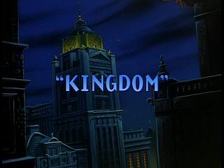 Disney Gargoyles - Kingdom -
