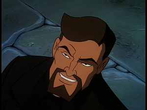 Disney Gargoyles - Kingdom - smug xanatos