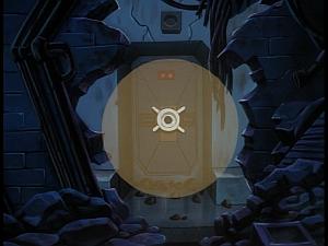 Disney Gargoyles - Kingdom - vault