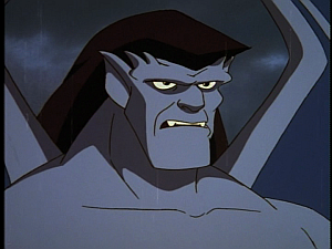 Disney Gargoyles - Shadows of the Past - goliath disappointed