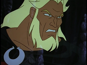 Disney Gargoyles - Shadows of the Past - hakon angry ghost