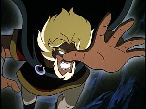 Disney Gargoyles - Shadows of the Past - hakon ghost