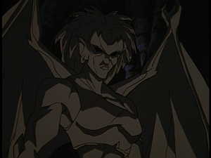 Disney Gargoyles - Shadows of the Past - stone demona