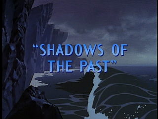Disney Gargoyles - Shadows of the Past - title