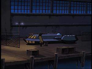 Disney Gargoyles - Golem - brod's hovercraft