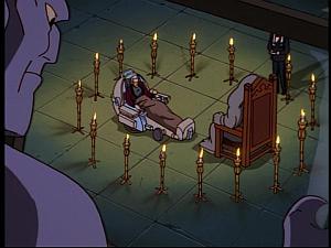 Disney Gargoyles - Golem - goliath watches renarde