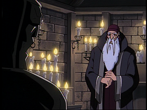 Disney Gargoyles - Golem - rabbi loew