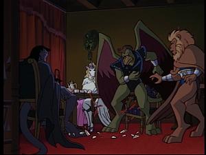 Disney Gargoyles - MIA -