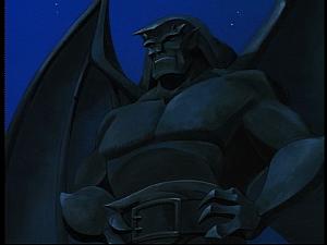 Disney Gargoyles - MIA - goliath statue