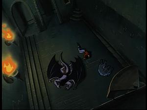 Disney Gargoyles - Monsters - dungeon