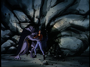 Disney Gargoyles - Monsters - escape
