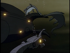Disney Gargoyles - Monsters - monsters attack
