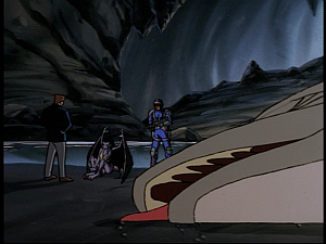 Disney Gargoyles - Monsters - sevarius and nessie