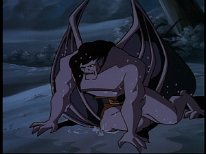 Disney Gargoyles - Monsters - wet goliath