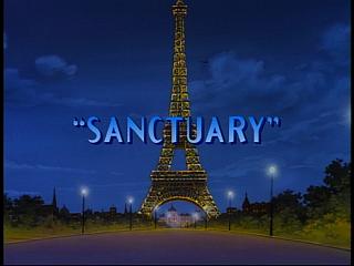 Disney Gargoyles - Sanctuary - title