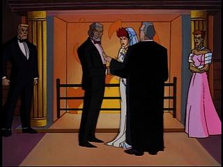 Disney Gargoyles - Sanctuary - wedding macbeth demona