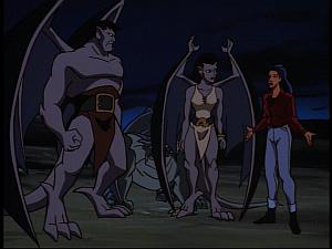Disney Gargoyles - Grief - elisa debrief