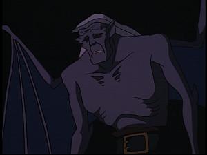 Disney Gargoyles - Grief - goliath aged