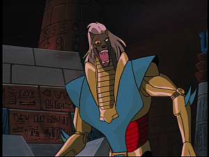Disney Gargoyles - Grief - jackal avatar