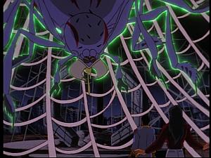 Disney Gargoyles - Mark of the Panther - anansi