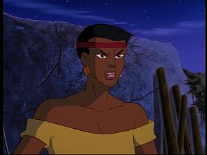 Disney Gargoyles - Mark of the Panther - mad tea
