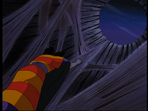 Disney Gargoyles - Mark of the Panther - pit trap