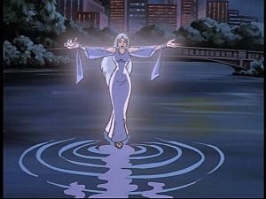 Disney Gargoyles - Pendragon - lady of the lake