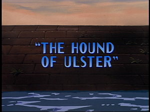 Disney Gargoyles - The Hound of Ulster -