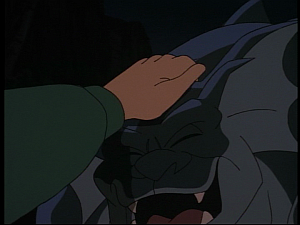 Disney Gargoyles - The Hound of Ulster - rory pets bronx
