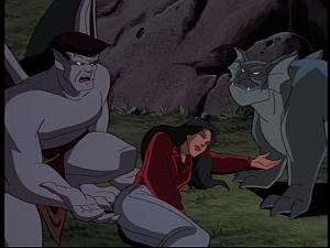 Disney Gargoyles - Sentinel - elisa sleeps