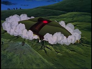 Disney Gargoyles - Sentinel - nokkar's ship