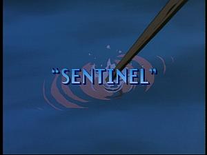 Disney Gargoyles - Sentinel - title