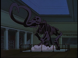 Disney Gargoyles - The Green - mammoth